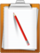 Whitepaper Clipboard Icon