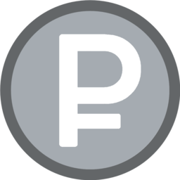 Passive Silver Coin crypto-currency logo